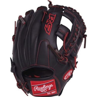 "Rawlings R9 Youth Pro Taper 11"" Baseball Glove: R9YPT1-19B"
