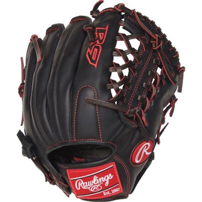 "Rawlings R9 Youth Pro Taper 11.5"" Baseball Glove: R9YPT4-4B"