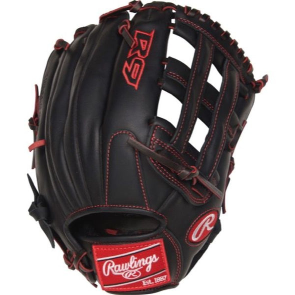 "Rawlings R9 Youth Pro Taper 12"" Baseball Glove: R9YPT6-6B"
