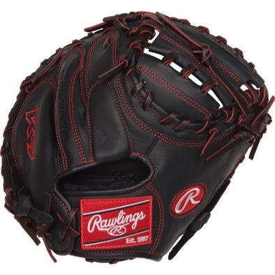 "Rawlings R9 Youth Pro Taper 32"" Baseball Catcher's Mitt: R9YPTCM32B"