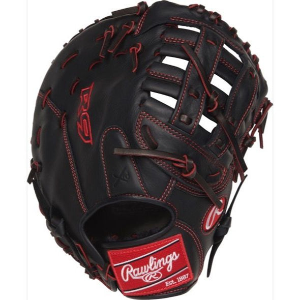 "Rawlings R9 Youth Pro Taper 12"" Baseball First Base Mitt: R9YPTFM16B"