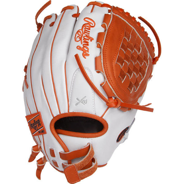 "Rawlings Liberty Advanced Color Sync 12"" Fastpitch Softball Glove: RLA120-3WO"