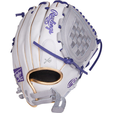 "Rawlings Liberty Advanced Color Sync 12"" Fastpitch Softball Glove: RLA120-3WPU"