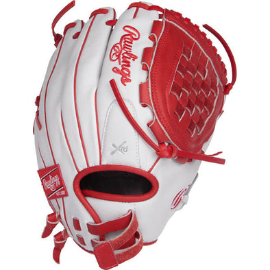 "Rawlings Liberty Advanced Color Sync 12"" Fastpitch Softball Glove: RLA120-3WS"