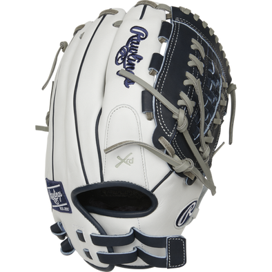 "Rawlings Liberty Advanced Color Sync 2.0 12.5"" Fastpitch Softball Glove: RLA125-18N"