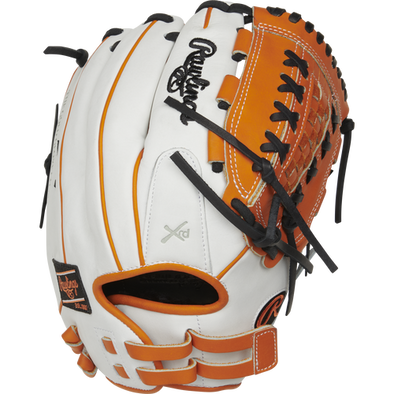 "Rawlings Liberty Advanced Color Sync 2.0 12.5"" Fastpitch Softball Glove: RLA125-18OB"