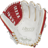 "Rawlings Liberty Advanced Color Sync 2.0 12.5"" Fastpitch Softball Glove: RLA125-18S"