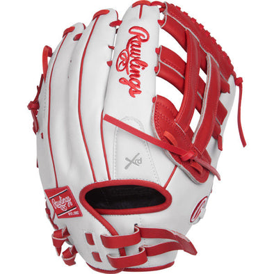 "Rawlings Liberty Advanced Color Sync 13"" Fastpitch Softball Glove: RLA130-6WS"