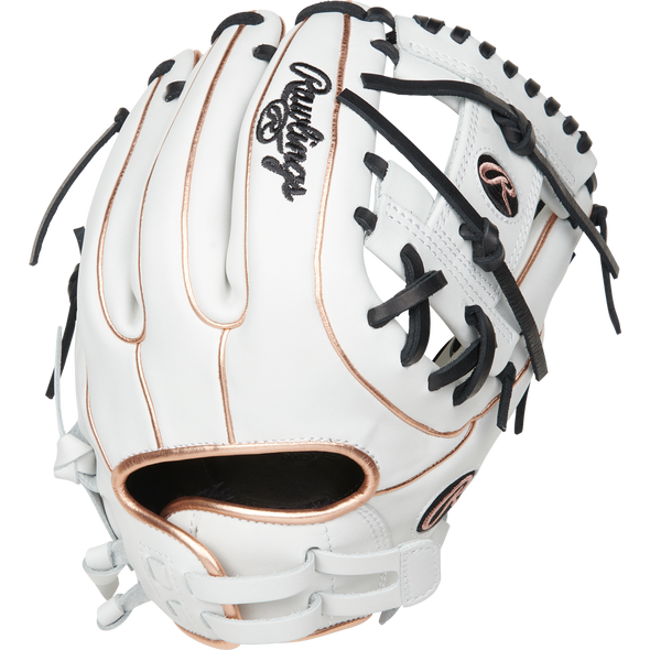"Rawlings Liberty Advanced 11.75"" Fastpitch Softball Glove: RLA715-2WB"