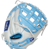 "Rawlings Liberty Advanced Color Sync 2.0 33"" Fastpitch Catcher's Mitt: RLACM33FPCB"