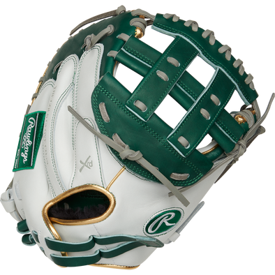 "Rawlings Liberty Advanced Color Sync 2.0 33"" Fastpitch Catcher's Mitt: RLACM33FPDG"