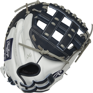 "Rawlings Liberty Advanced Color Sync 2.0 33"" Fastpitch Catcher's Mitt: RLACM33FPN"