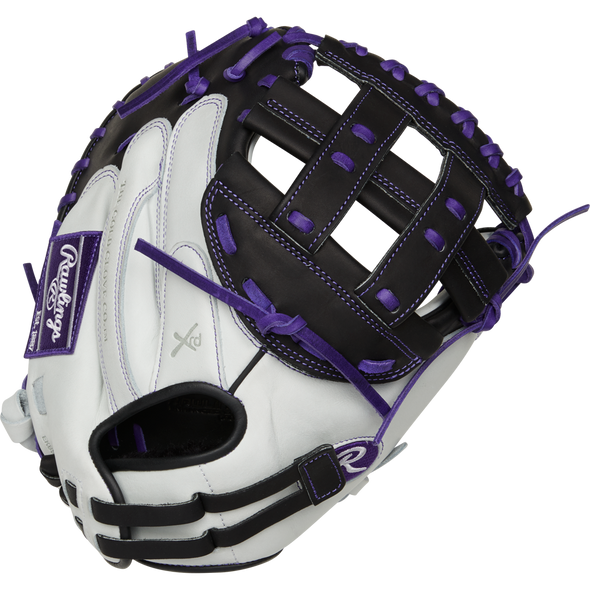 "Rawlings Liberty Advanced Color Sync 2.0 33"" Fastpitch Catcher's Mitt: RLACM33FPPU"