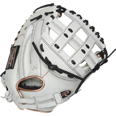 "Rawlings Liberty Advanced Color Sync 2.0 33"" Fastpitch Catcher's Mitt: RLACM33FPRG"