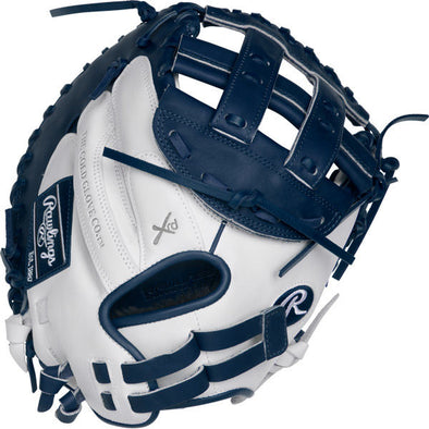 "Rawlings Liberty Advanced Color Sync 33"" Fastpitch Catcher's Mitt: RLACM33FPWN"