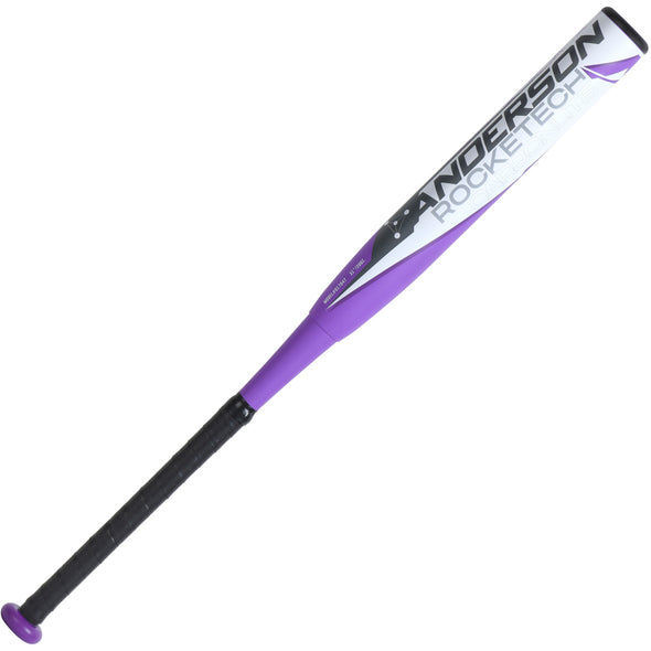 DEMO 2021 Anderson Rocketech Carbonlite -11 Fastpitch Softball Bat: 017047 DEMO
