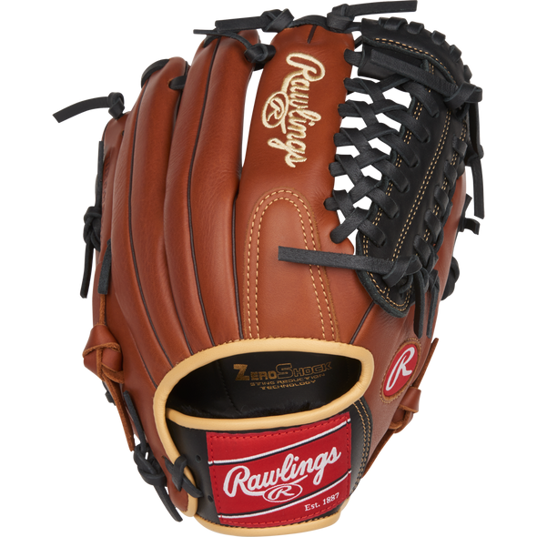 "Rawlings Sandlot 11.75"" Baseball Glove: S1175MT"