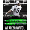 2020 Worth SAVIJ XL Endloaded NSA / USSSA Slowpitch Softball Bat: WSS20U