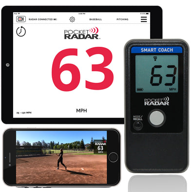 Pocket Radar Smart Coach Radar: SR1100