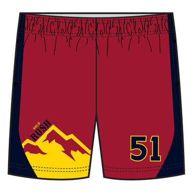 Champro Custom Sublimated Shorts: JUICE SHORTS