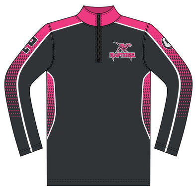 Champro Custom Sublimated 1/4 Zip Pullovers: JUICE 1/4ZIP