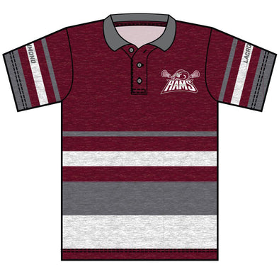 Champro Custom Sublimated Polo Juice Shirts: JUICE POLO