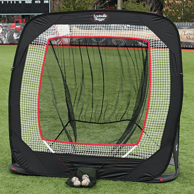 Louisville Slugger Practice Partner Pop Up Net:  SLVPUN1