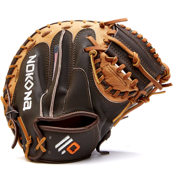 "Nokona Alpha 2020 32""± Baseball Catcher's Mitt: S2"