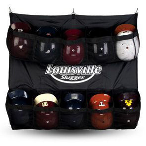 Louisville Slugger Hanging Helmet Equipment Bag: HB10