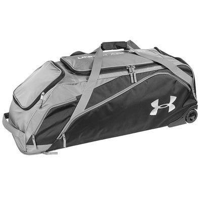 Under Armour On Deck Roller 2 Wheeled Bag: UASB-ORDB2