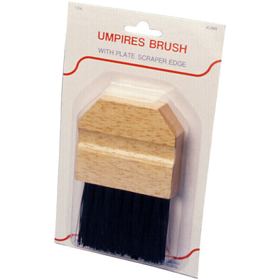 Athletic Specialties Wood Umpire Brush: UMB