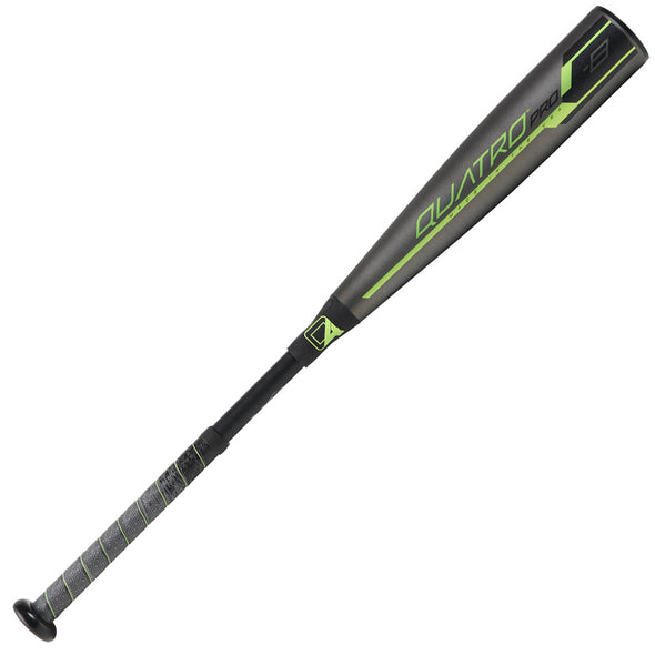 "2019 Rawlings Quatro Pro -8 (2 5/8"") USA Baseball Bat: US9Q8"
