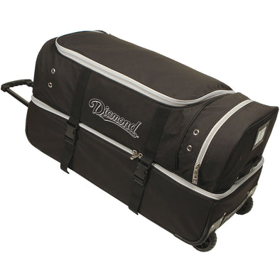 Diamond Wheeled Umpire Gear Bag: WHL UMP 30 BAG