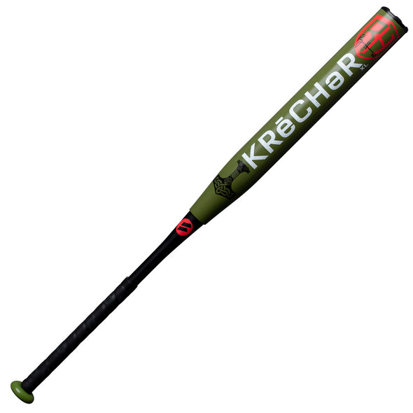 2020 Worth KReCHeR XL Endloaded ASA Slowpitch Softball Bat: WRH20A