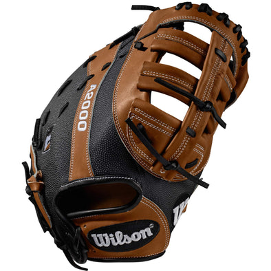 "Wilson A2000 1614 SuperSkin 12.5"" Baseball First Base Mitt: WTA20RB191614SS"