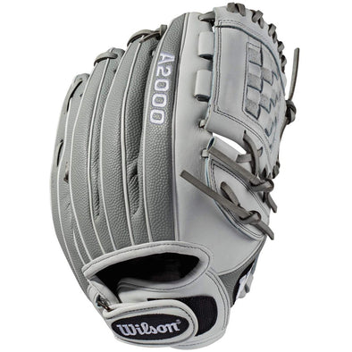 "Wilson A2000 P12 12"" SuperSkin Fastpitch Glove: WTA20RF19P12"