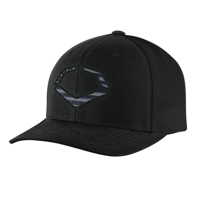EvoShield USA Flex Fit Hat: WTV103532