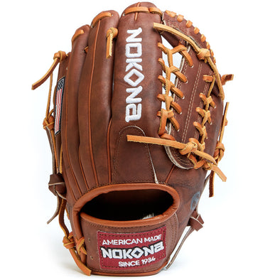 "Nokona Walnut 11.5"" Baseball Glove: W-1150"
