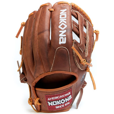 "Nokona Walnut 11.75"" Baseball Glove: W-1175H"