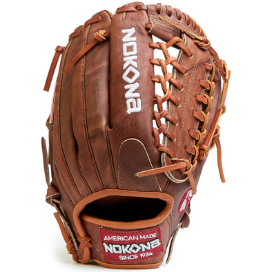 "Nokona Walnut 12.75"" Baseball Glove: W-1275"