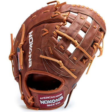 "Nokona Walnut Classic 13"" Baseball / Softball First Base Mitt: W-N70"