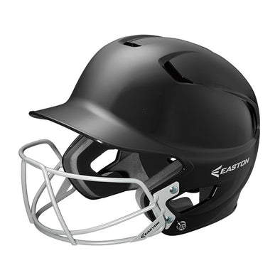 Easton Z5 Batting Helmet with Baseball/Softball Mask: A168083