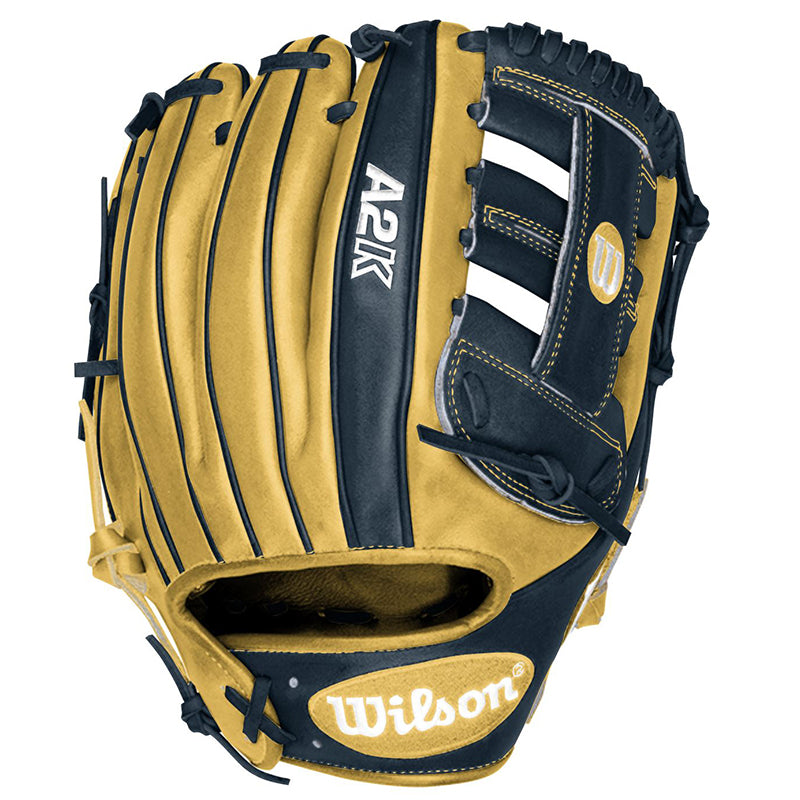 """Wilson Custom. """"We understand that ball players view their gloves and bats  as extensions of themselves as athletes and individuals."""