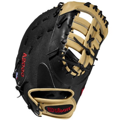 "Wilson A2000 1620 SuperSkin 12.5"" Baseball First Base Mitt: WTA20RB201620SS"
