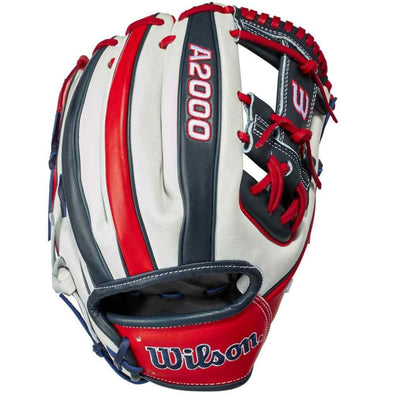 "Wilson A2000 1786 11.5"" USA Limited Edition Baseball Glove: WBW100297115"