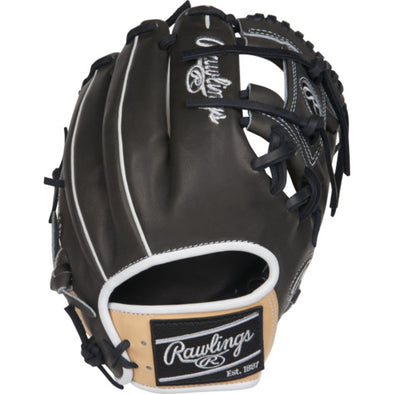 "Rawlings Heart of the Hide Limited Edition Gold Glove Club 11.5"" Baseball Glove: PRO204-2CDS"
