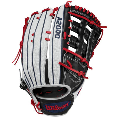 "Wilson A2000 13.5"" SuperSkin Slowpitch Glove: WTA20RS20135SS"