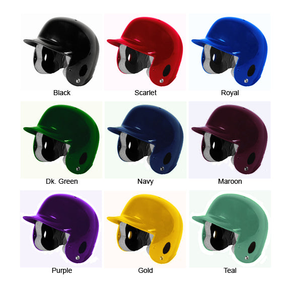 Adams Sized Batting Helmet (Discontinued): BH-65