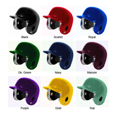 Adams Batting Helmet (Discontinued): BH-65-OS