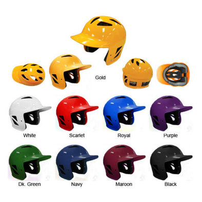 Adams Vented Batting Helmet (Discontinued): BH-40